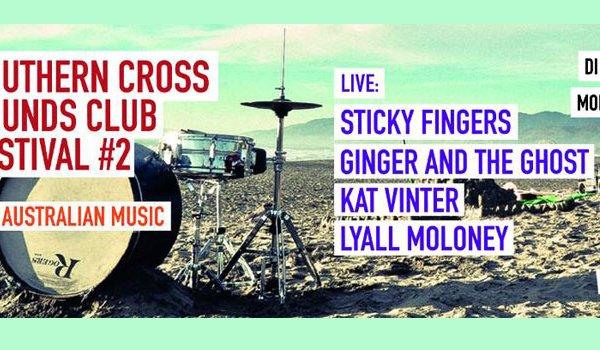 HAMBURG Southern Cross Sounds Club Festival #2 - Discover Australian Music