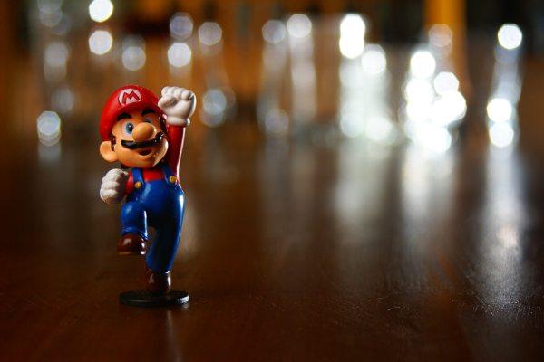 Super Mario in Concert in Hamburg