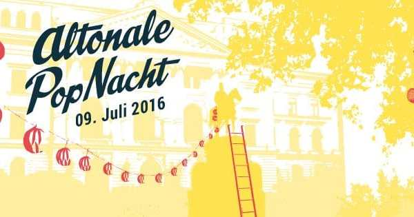 altonale Pop Nacht 2016