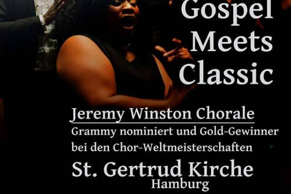 Gospel trifft Klassik in Hamburg