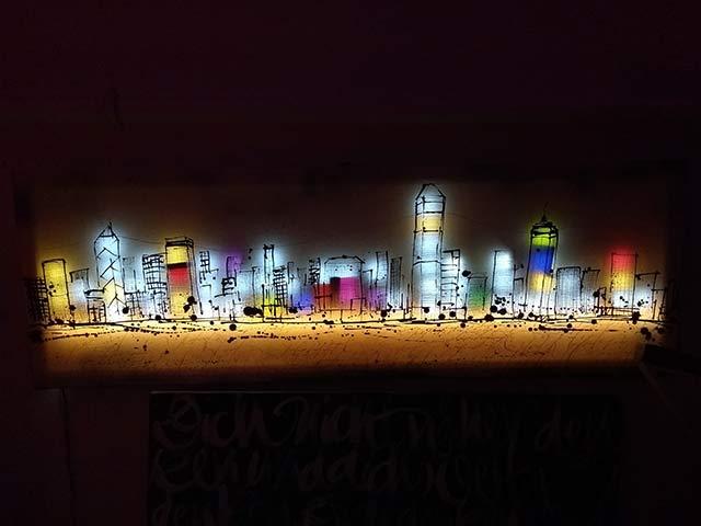 LEDs sind schön und nachhaltig