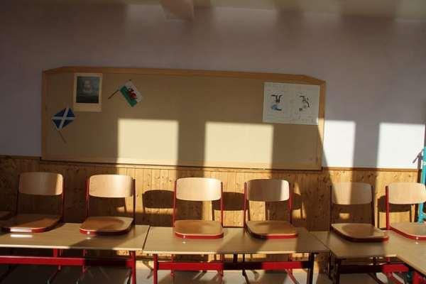Schulklasse: Jedes Kind muss lernen