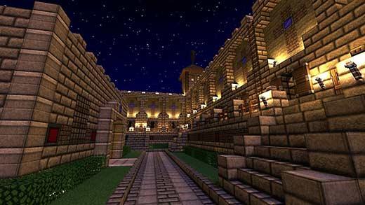 Screenshot eines Games