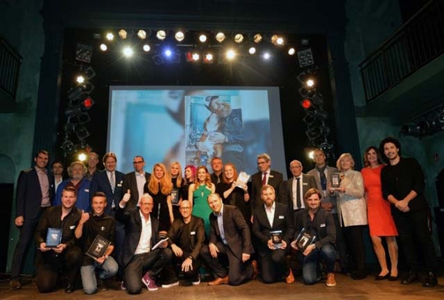 PR-Bild Award 2018: Preisverleihung