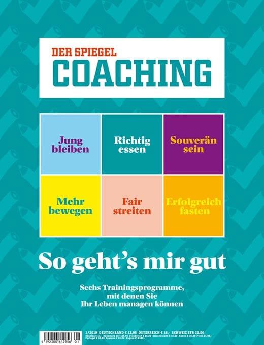 Tipp: Coaching aus dem Heft - So gehts mir gut!