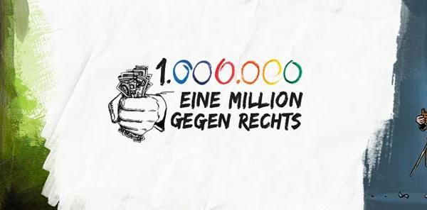 Eine Million gegen Rechts