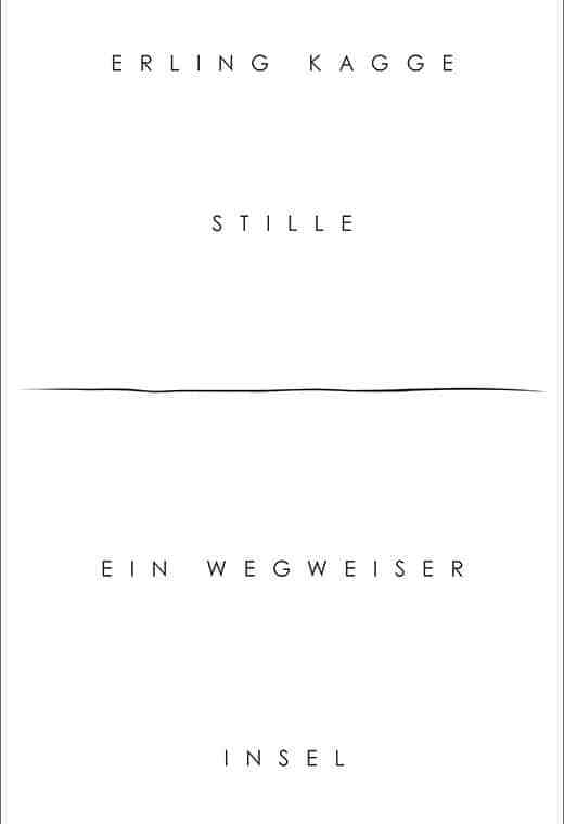 Buchcover: Stille - Ein Wegweiser