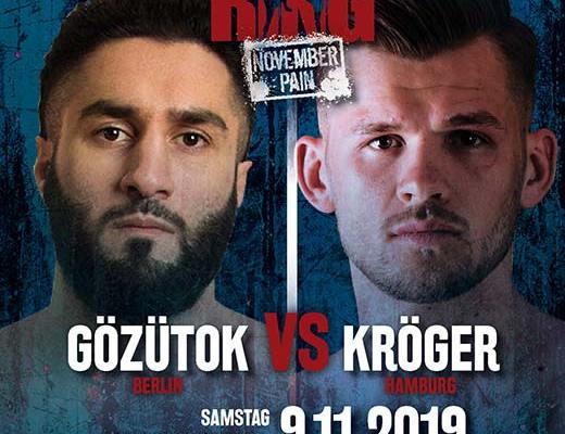 19. K1-Kickbox-Event am kommenden Wochenende in der Edel-Optics Arena