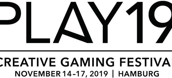 PLAY19 - Internationales Creative Gaming Festival in Hamburg