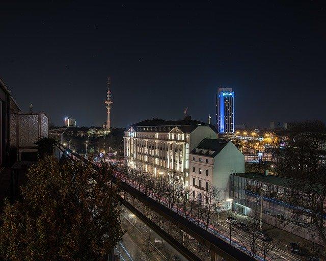 Casino an der Esplanade in Hamburg