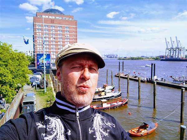 Mark am Hafengeburtstag