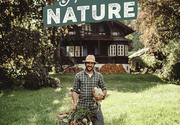 Buchcover: The Great Outdoors – Hello Nature