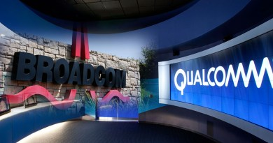 Broadcom planning to buy Qualcomm