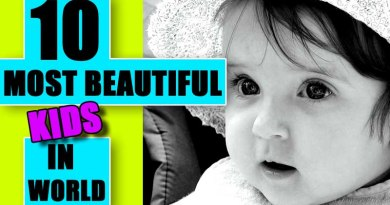 10 most beautiful kids around the world 2018