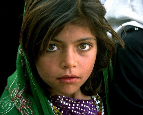 Cute girl from Yemen