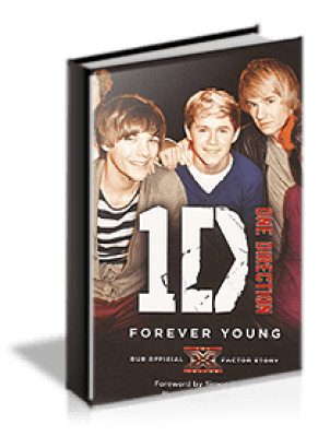 One Direction Forever Young (Our Official X Factor Story),