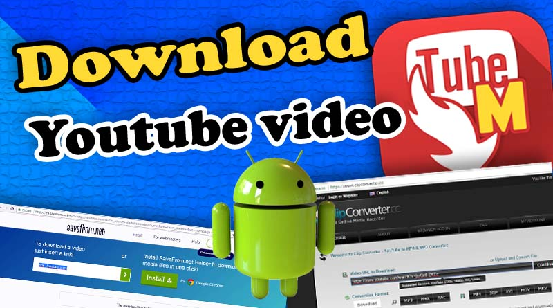 Download youtube video and mp3 android and save to gallery how to download youtube video and mp3 on your android phone ccuart Image collections