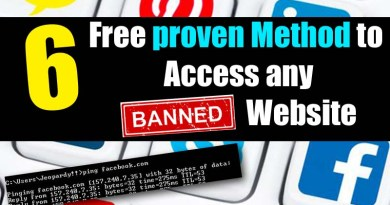 How To Run Banned Website At Your Work [Solved]