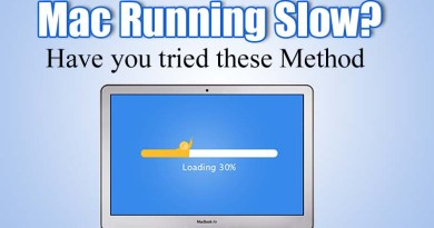 Mac Running extreme Slow-Try this TWEAK