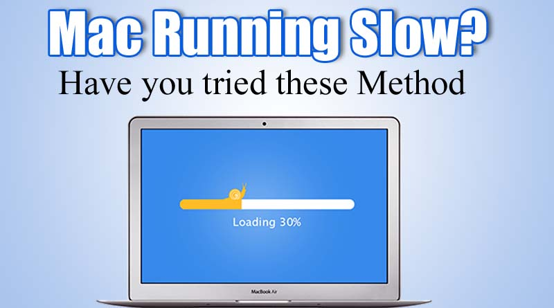 Mac Running extreme Slow-Try this TWEAK