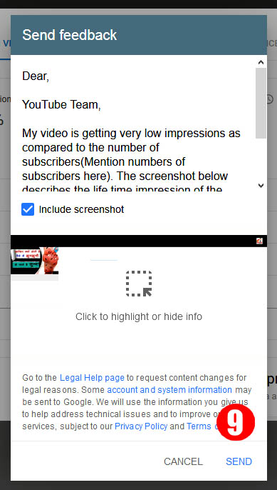 YouTube Video Impressions Very Low||How To Fix It
