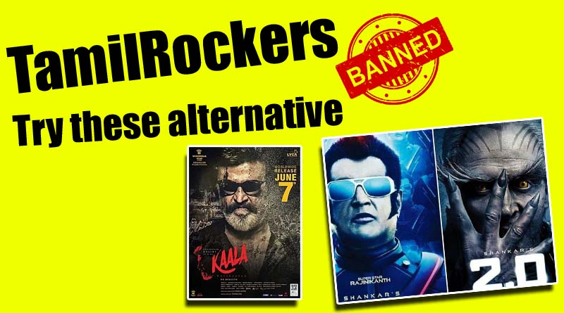 Alternate TamilRockers Domain Working Download robot 2018