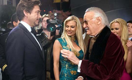 Iron Man 2 Stanlee