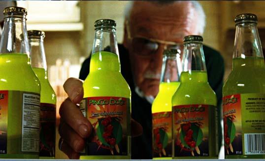 Stan Lee in Incredible hulk(2008)