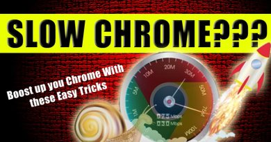 Tips to Boost Google Chrome Speed