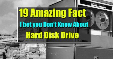 19 Amazing Things You Didn't Know About Hard Drives