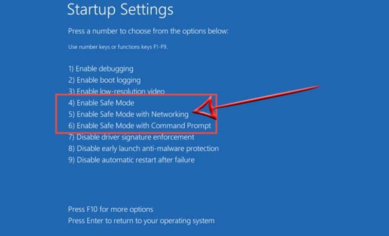 Enable-safe-mode-with-networking-windows