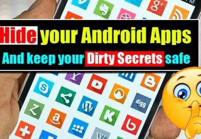 How to Hide Android App icon From Home Screen[Without Root]