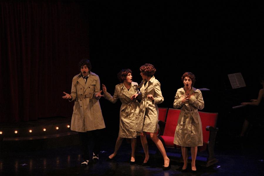 Sing Song Swing - Els pirates teatre