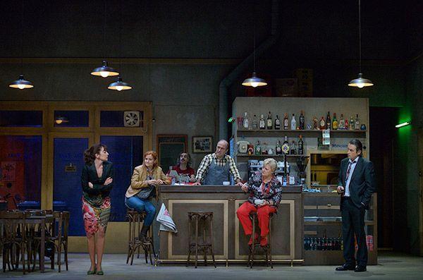 Un Aire de família - Teatre Romea - (c) David Ruano.