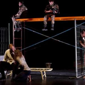 Invasión - La joven compañía - (c) Daniel Alonso/Teatre Lliure.