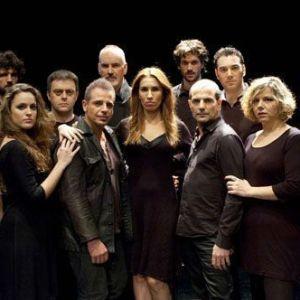 Germans de sang - Teatre del Raval - (c) Pol Turrents.