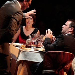 Tu digues que l'estimes - Teatre Gaudí