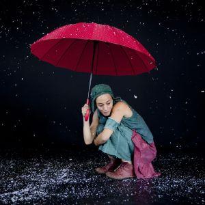Refugiada poètica - Claire Ducreux - ®Raquel Romero
