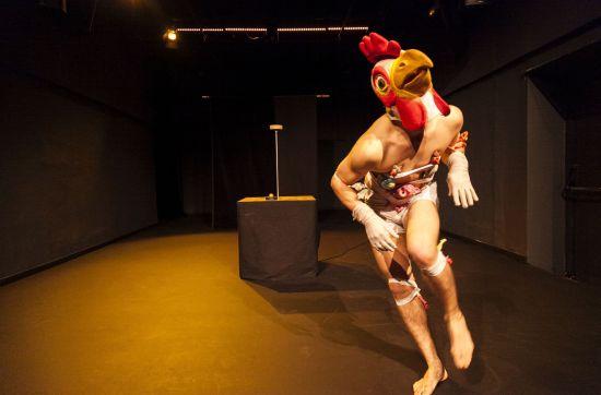 Indomador - Animal Religion -- (c) Alessia Bombaci- Antic Teatre