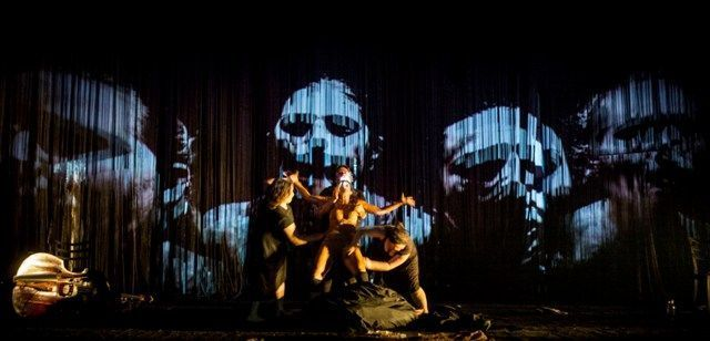 Medea - Teatro de la Ciudad - (c) Luis Castilla