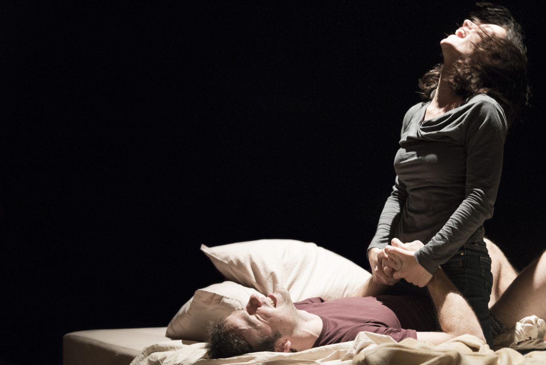 Sota la ciutat - Teatre Lliure - (c) Alba Lajarín