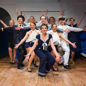 Anything Goes - Upstairs at the Gatehouse - (c) Darren Bell