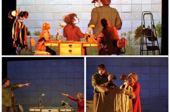 La nena dels detalls - (c) Teatre al detall