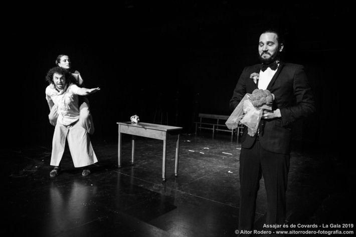 Assajar és de covards - La Gala 2019 - (c) Aitor Rodero