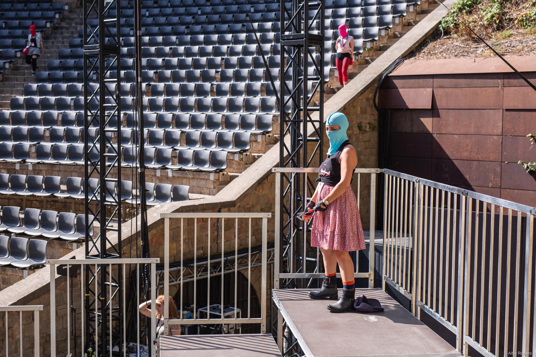 Parking Shakespeare clausura el GREC