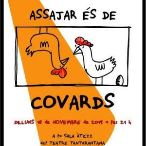 Assajar és de covards - #assajarnovembre