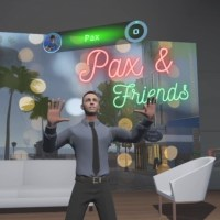 Pax & Friends: The First 'Late Night' Talk Show in the Metaverse