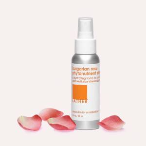 lather Bulgarian rose facial mist