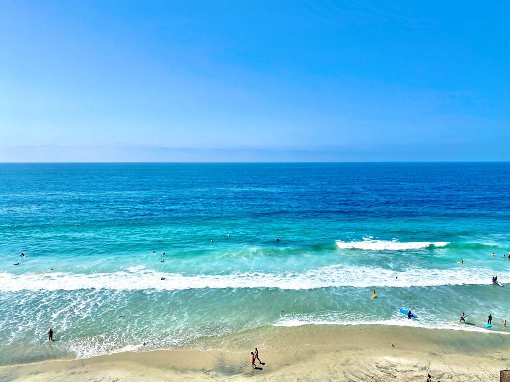 D St. Beach Encinitas
