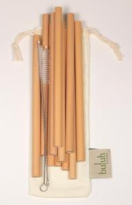 Buluh Bamboo Straws